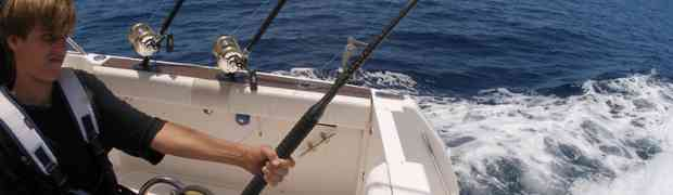 Fishing in Fuerteventura